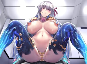 Rating: Questionable Score: 34 Tags: armor arudehido bikini_armor fate/grand_order garter kama_(fate/grand_order) nipples thong topless User: Mr_GT