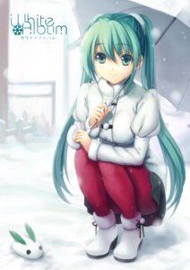Rating: Safe Score: 34 Tags: hatsune_miku liras vocaloid User: fairyren