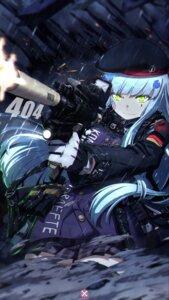 Rating: Safe Score: 18 Tags: girls_frontline gun hk416_(girls_frontline) mahousho thighhighs User: Nepcoheart