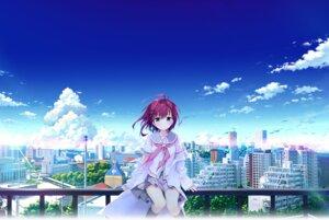 Rating: Questionable Score: 26 Tags: arimura_romi einstein_yori_ai_wo_komete glovety kimishima_ao seifuku User: zyll