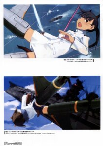 Rating: Safe Score: 5 Tags: shimada_humikane strike_witches User: red_destiny