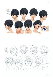 Rating: Safe Score: 8 Tags: character_design free! high_speed! male nanase_haruka nishiya_futoshi User: kunkakun