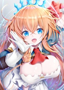 Rating: Questionable Score: 16 Tags: no_bra pecorine princess_connect princess_connect!_re:dive tagme User: BattlequeenYume