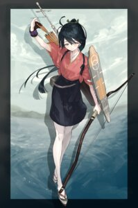 Rating: Safe Score: 27 Tags: houshou_(kancolle) kantai_collection ozyako0 weapon User: Mr_GT