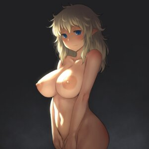 Rating: Questionable Score: 47 Tags: aaaa elf naked nipples pointy_ears User: Genex