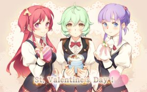 Rating: Safe Score: 18 Tags: miyata_souji seifuku skysphere tsubasa_o_kudasai valentine wallpaper User: blooregardo