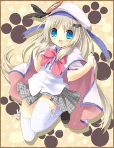 Rating: Safe Score: 29 Tags: little_busters! nekoiro noumi_kudryavka seifuku thighhighs User: Radioactive