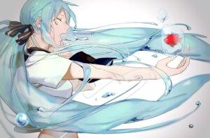 Rating: Safe Score: 22 Tags: bottle_miku par seifuku vocaloid User: charunetra