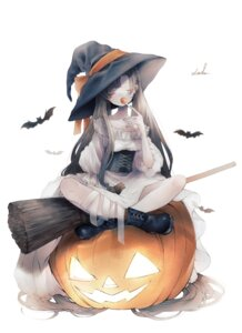 Rating: Safe Score: 23 Tags: bandages halloween tagme utaha_uta witch User: Dreista