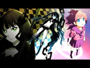 Rating: Safe Score: 14 Tags: black_rock_shooter black_rock_shooter_(character) dead_master horns kikuchi_mataha vocaloid wallpaper User: charunetra