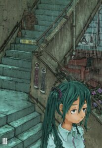 Rating: Safe Score: 18 Tags: hatsune_miku inucoco vocaloid User: Radioactive