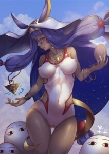 Rating: Questionable Score: 52 Tags: animal_ears bunny_ears cameltoe erect_nipples fate/grand_order medjed nitocris_(fate/grand_order) swimsuits yuureiko User: Mr_GT