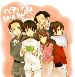Rating: Safe Score: 4 Tags: china hetalia_axis_powers hong_kong japan korea tagme taiwan User: yumichi-sama