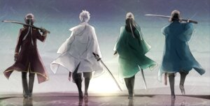 Rating: Safe Score: 9 Tags: gintama male sss3 sword User: KazukiNanako
