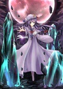 Rating: Safe Score: 13 Tags: cloudy.r patchouli_knowledge touhou User: GeniusMerielle