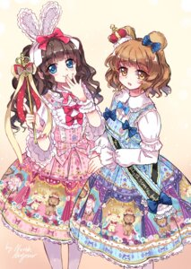 Rating: Safe Score: 17 Tags: abyss_of_parliament animal_ears bunny_ears dress lolita_fashion pantyhose User: Mr_GT