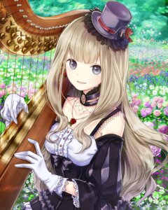 Rating: Safe Score: 27 Tags: dress gothic_lolita lolita_fashion school_fanfare User: saemonnokami