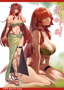 Rating: Questionable Score: 36 Tags: bikini cleavage garter gyudong123 swimsuits User: Dreista