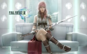Rating: Safe Score: 25 Tags: cg final_fantasy final_fantasy_xiii lightning square_enix wallpaper User: Izuna