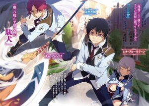 Rating: Safe Score: 9 Tags: ogipote seifuku weapon User: kiyoe