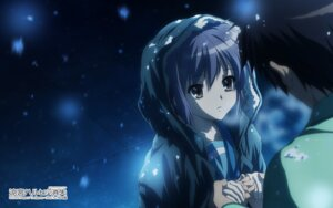 Rating: Safe Score: 36 Tags: kyon nagato_yuki seifuku suzumiya_haruhi_no_yuuutsu tagme wallpaper User: RyuZU