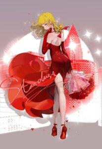Rating: Questionable Score: 16 Tags: ass dress heels noir_(ibaraki) skirt_lift sound_horizon User: Dreista
