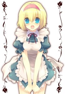 Rating: Safe Score: 19 Tags: alice_margatroid maid nekoiro touhou User: Radioactive