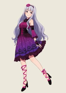 Rating: Safe Score: 15 Tags: dress heels shijou_takane the_idolm@ster yahiro_(epicopeiidae) User: saemonnokami