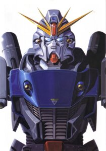 Rating: Safe Score: 4 Tags: gundam gundam_f91 mecha okawara_kunio User: Radioactive