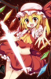 Rating: Safe Score: 30 Tags: flandre_scarlet matsuri_uta touhou wings User: mahoru