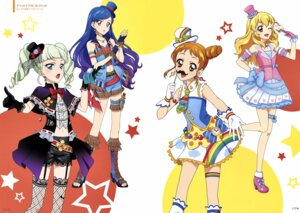 Rating: Questionable Score: 4 Tags: aikatsu! fishnets garter heels stockings tagme thighhighs weapon User: Radioactive