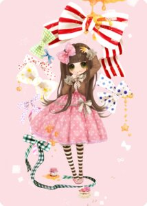 Rating: Safe Score: 15 Tags: kabasawa_kina lolita_fashion thighhighs User: Radioactive