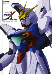 Rating: Safe Score: 5 Tags: gundam gundam_x ishigaki_junya mecha tagme User: Radioactive