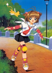 Rating: Safe Score: 21 Tags: card_captor_sakura kerberos kinomoto_sakura seifuku User: ホタル