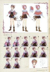 Rating: Safe Score: 10 Tags: atelier atelier_rorona character_design expression kishida_mel rorolina_frixell User: crim
