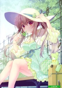 Rating: Questionable Score: 56 Tags: cleavage dress melonbooks nanao_naru summer_dress User: kiyoe