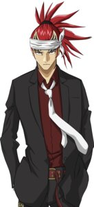 Rating: Safe Score: 7 Tags: abarai_renji bleach male vector_trace User: charunetra