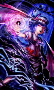 Rating: Safe Score: 3 Tags: ahobaka remilia_scarlet touhou User: Mr_GT