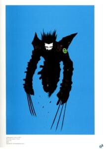 Rating: Safe Score: 6 Tags: male tsutomu_nihei wolverine x-men User: fireattack