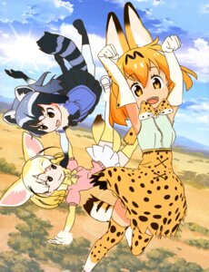 Rating: Safe Score: 9 Tags: animal_ears bike_shorts kemono_friends tail thighhighs User: drop