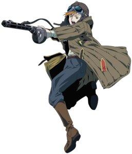 Rating: Safe Score: 3 Tags: first_squad gun male nakata_hirofumi User: Radioactive