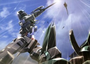 Rating: Safe Score: 7 Tags: gundam gundam_00 gundam_exia mecha sword User: solidvanz