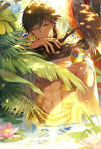 Rating: Safe Score: 6 Tags: ekita_gen fate/grand_order fate/prototype:_fragments_of_blue_and_silver male ramesses_ii rider_(fate/prototype_fragments) User: charunetra