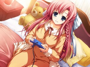 Rating: Safe Score: 57 Tags: akatsuki_no_goei game_cg nikaidou_aya pajama syangrila tomose_shunsaku User: blooregardo