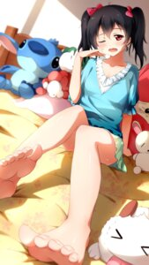 Rating: Safe Score: 130 Tags: feet love_live! xiao_ren yazawa_nico User: Mr_GT
