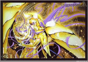Rating: Safe Score: 5 Tags: armor future_studio kido_saori saint_seiya weapon wings User: Radioactive