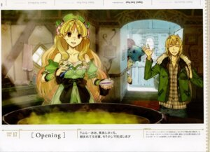 Rating: Safe Score: 9 Tags: atelier atelier_ayesha ayesha_altugle dress ernie_lyttelton hidari User: Shuumatsu