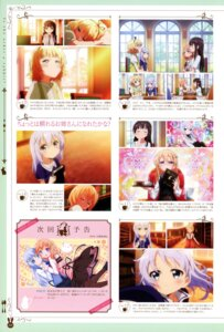 Rating: Questionable Score: 3 Tags: gochuumon_wa_usagi_desu_ka? User: Twinsenzw