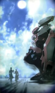 Rating: Safe Score: 4 Tags: gundam gundam_00 landscape male mecha User: drop