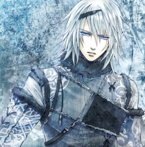 Rating: Safe Score: 9 Tags: kaoru male nier nier_(character) nier_replicant User: Radioactive
